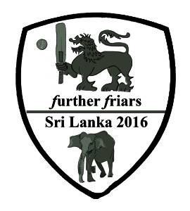 Further Friars Cricket Tour Badge Final