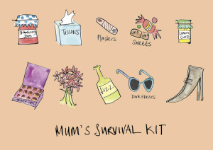 Mum's Survival Kit