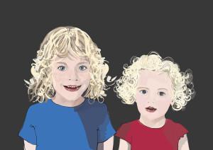 Matilda & Flo Web